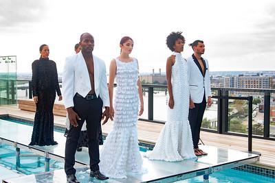 Arris - Grand Opening Event & Rooftop Fashion Show - Bonus Shots