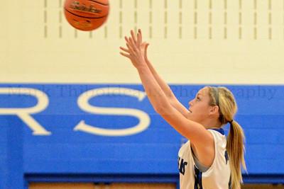 Lampeter-Strasburg Girl's JV/V Basketball v. MC 1.4.13