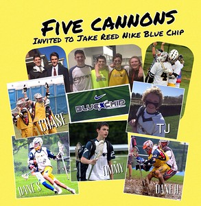 2016 Cannons at 3d Nike Blue Chip