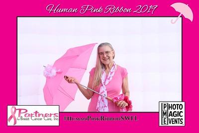 Human Pink Ribbon 2019