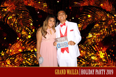 2019 Grand Wailea Holiday Party