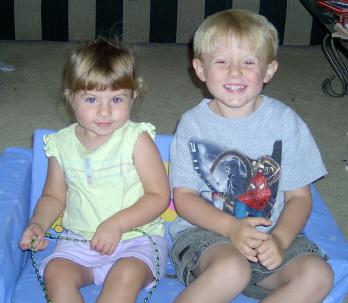 Jill & Michael
