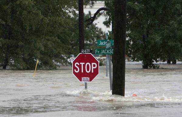 Week of flooding in South Carolina