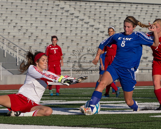 2014 4A girls All State game