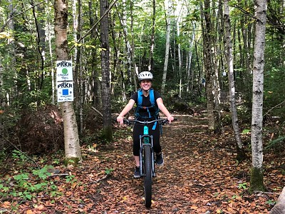 Backcountry Sisters: Mountain Biking PRKR, 2018