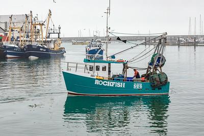 Fishing Boat - Rockfisher