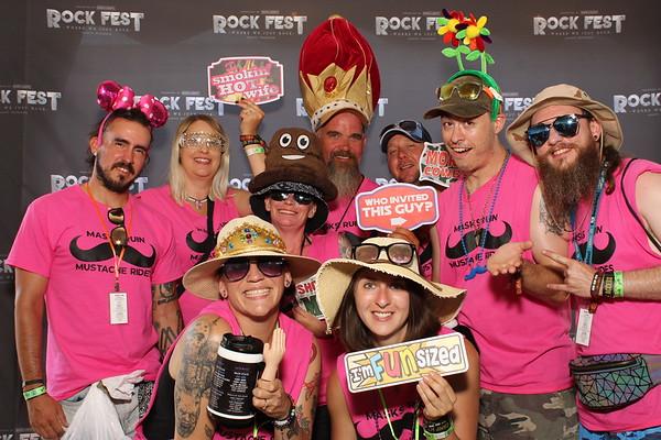 Rock Fest 2021 FRIDAY 7-16-21 VIP TENT IMAGES