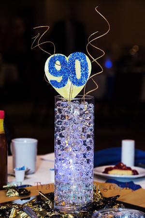 90th Anniversary Celebration 11/27/13