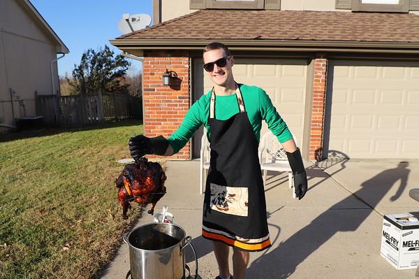 Kansas City Thanksgiving - Nov 2018