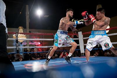 Willian Silva vs Rogelio Casarez
