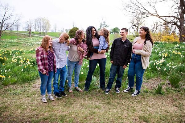 2021 D. Family Session | Laurel Ridge | Northfield, CT
