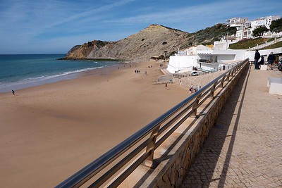 Sunday 1 April 2018 : Burgau and Salema