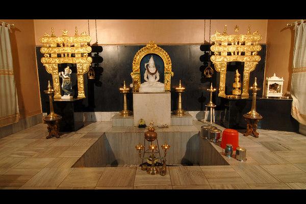 Lord Jagadeeshwara Temple, Chinmaya Mission Mumbai