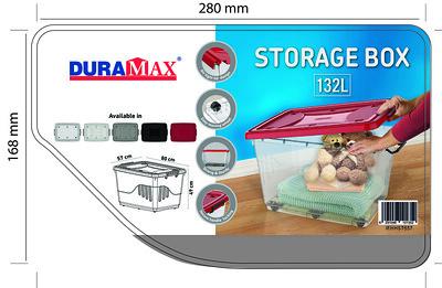Storage Box 132L