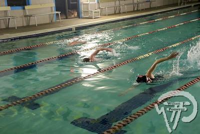 Swim practice ● 2018