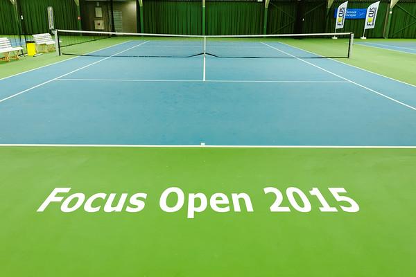 FOCUS tennis academy open 2015