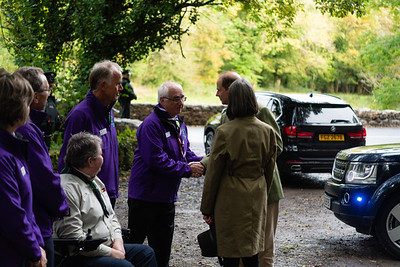 2019.10.09 Prince Edward The Earl of Wessex visits Fermanagh