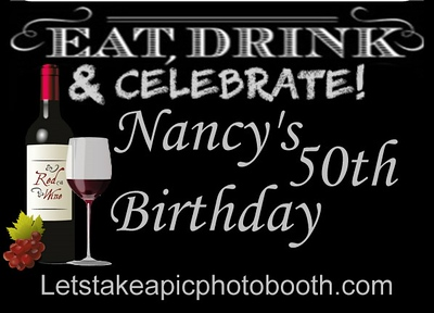 NANCY'S 50th BIRTHDAY - PLEASANTON