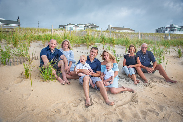 Signorelli Family Beach Shoot