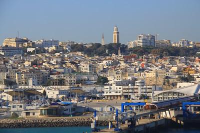 Tangier Morocco Nov 26