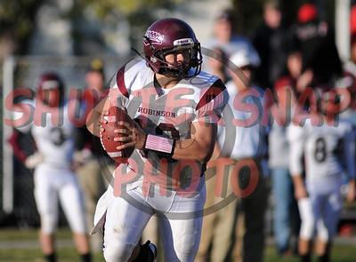 Benton v. Robinson - Round 1 3A