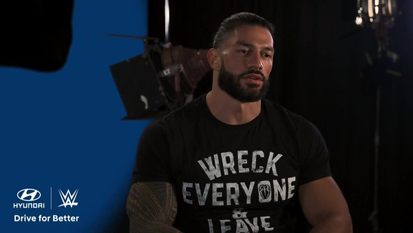 Roman Reigns - HD / Screencaps WWE & Hyundai Commercial