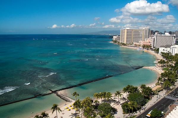 Hawaii - Waikiki 2009/10