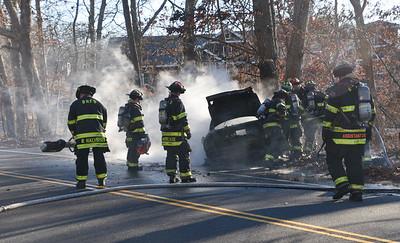 Brookhaven Crash with Car Fire[03.01.2020]