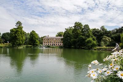 Kew Gardens UK June 2017