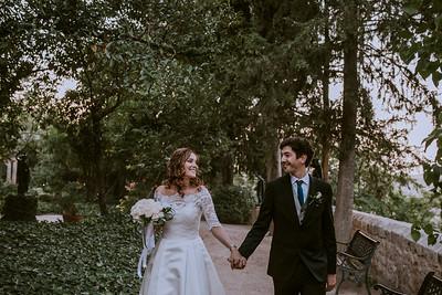 Miriam & Dani Spain Wedding