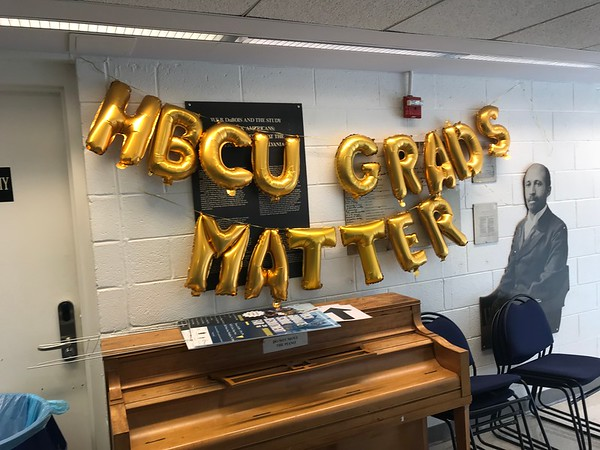 HBCU Graduate Recruitment Fair Recap