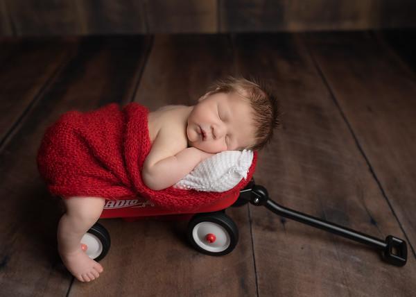 Newborn: Oswald
