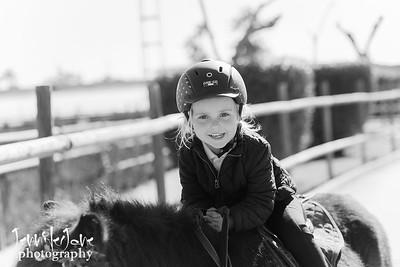 Olivia - Horse Riding,
