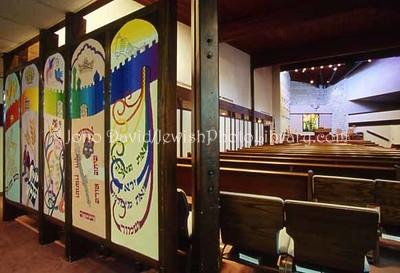 USA, Maryland, Rockville. Tikvat Israel Congregation. (2007)