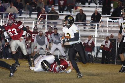 Athens-Boaz 2009 1st Round Playoffs
