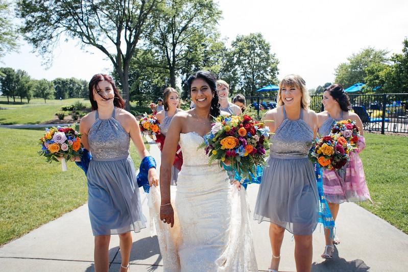 LeCapeWeddings Chicago Photographer - Renu and Ryan - Hilton Oakbrook Hills Indian Wedding -  303.jpg