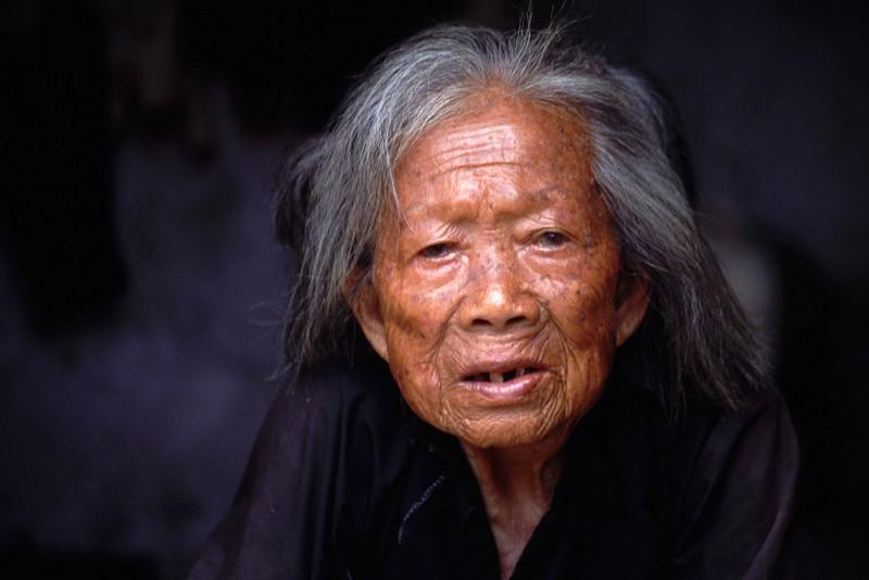 Chawan, Shangchuan Island, China 1989