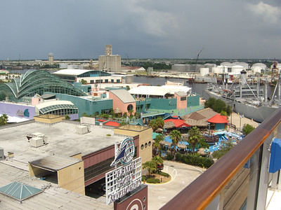 Carnival Legend - September 2007 - Port of Tampa