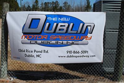 Dublin Motor Speedway 3/6/2010 Practice