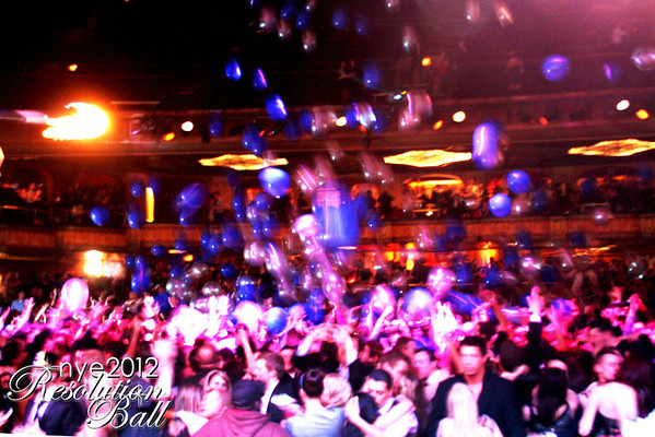 The Resolution Ball '12 - The Fillmore Theatre Detroit 12.31.11
