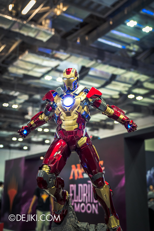 STGCC 2016 - Imaginarium Art / Iron Man