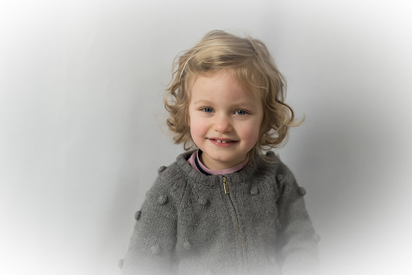 Child portraits - Josephine