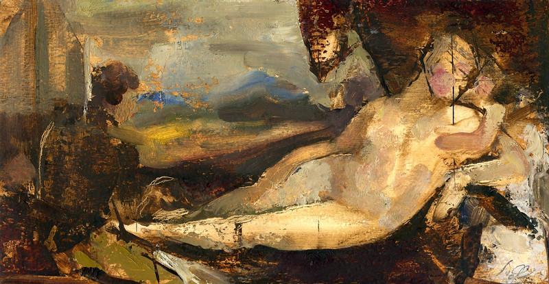RA Shapira after Titian