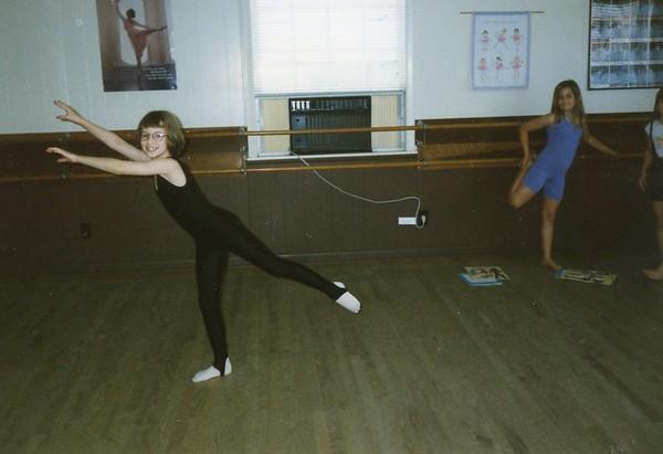 1995 Dance Camp
