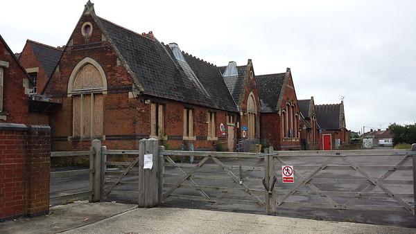 Even Swindon School,Rodbourne 2013.