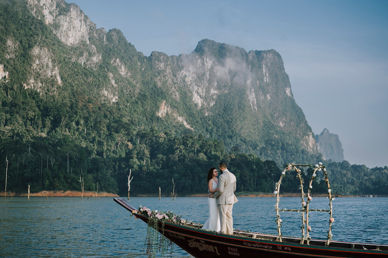Tu Nguyen Wedding Khao Sok National Park Elopement Wedding Thailand Megg Neema-33.jpg