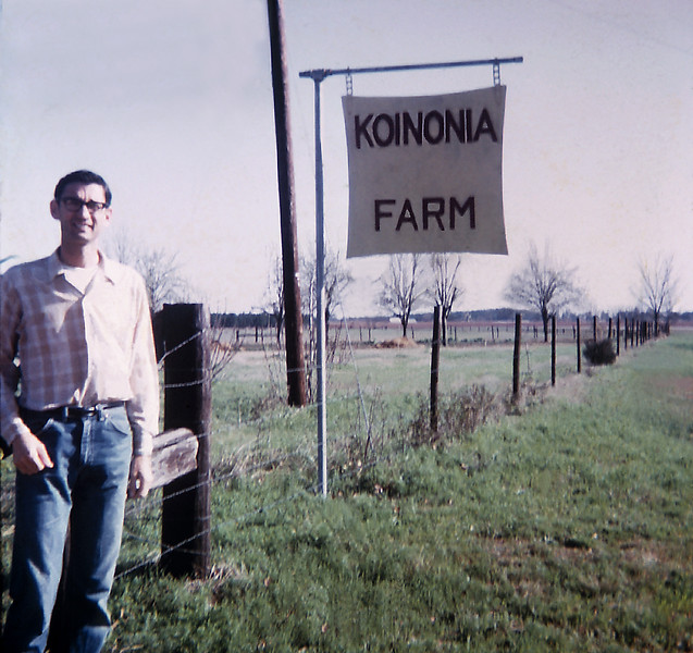 The whole idea of Partnership Housing is something Millard and Linda Fuller learned about from theologian Clarence Jordan at Sumter County's Koinonia Farm back in the 1960s.