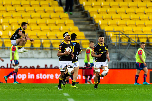 Wellington v Tasman - 29 Sep 2018