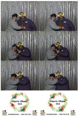 Harris Ohana Christmas Party