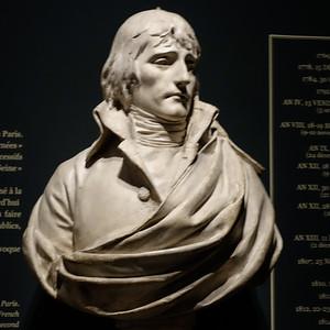 Napoleon and Paris Exhibit at the Canavalet Museum